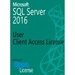 CAL SQL SERVER STANDARD ED. USUARIO/DISPOSITIVO
