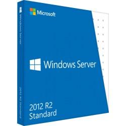 WINDOWS SERVER  STANDARD 2012 R2/64 OEM