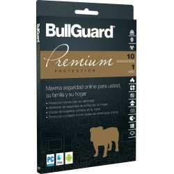 Bullguard Internet Security  -1 Año - 1 Dispositivo