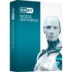 ESET NOD32 ANTIVIRUS 3 PC 1 AÑO