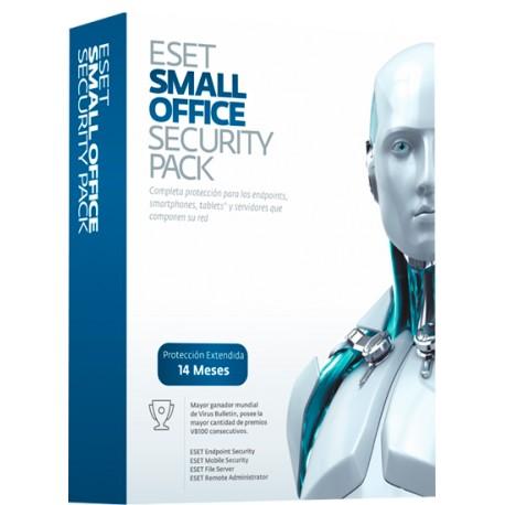 ESET SMALL OFFICE SECURITY 10 LICENCIAS