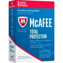 MCAFEE TOTAL PROTECTION 2017 10 PCS